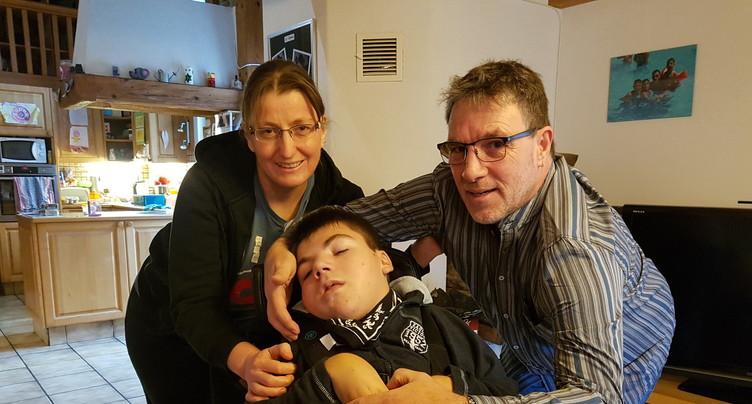 Viens chez moi: Christian Hänggi, Axel et Karin