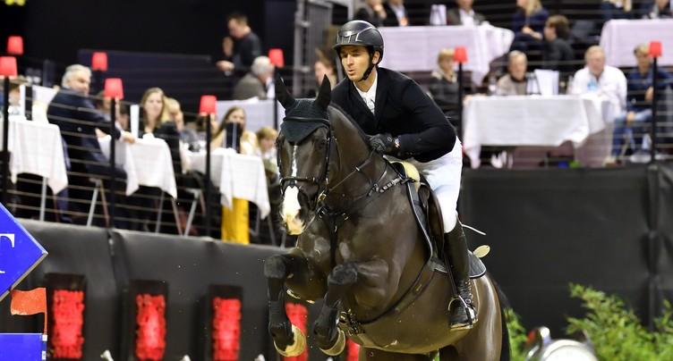 La Suisse avec Steve Guerdat huitième en Irlande