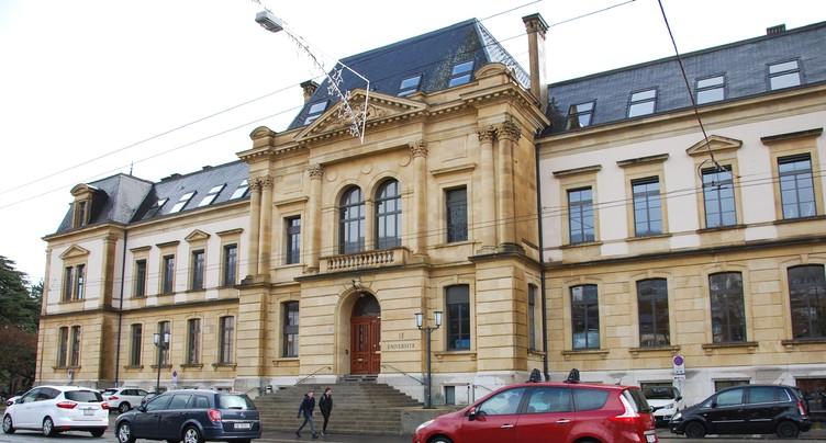 L'Université de Neuchâtel fait part de son inquiétude