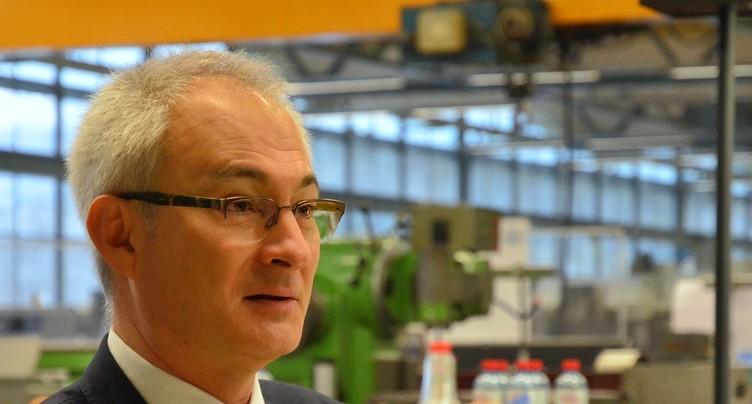 Bernhard Pulver lance un appel au calme