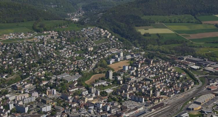 L'agglomération de Delémont écartée par le Conseil fédéral