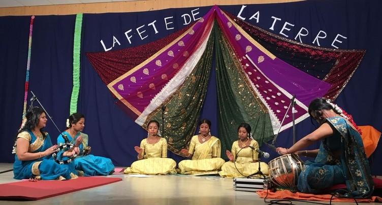 À la découverte de la culture tamile