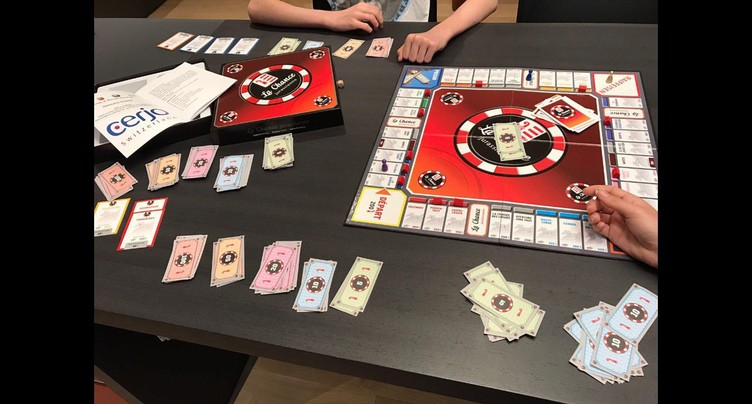 Un Monopoly made in Jura remporte le Prix jeunesse 2017