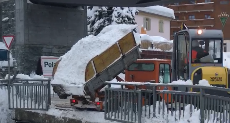« On se sent en sécurité malgré les risques d'avalanche »