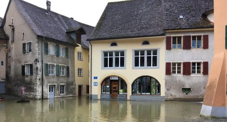Un retour à la normale après les inondations