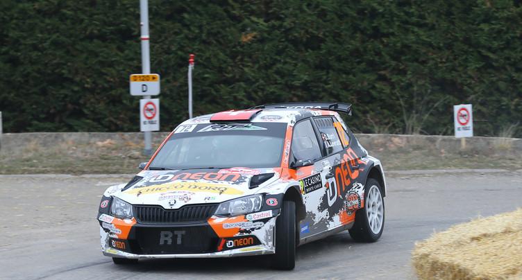 Olivier Burri dans le Top-15 sur le Rocher