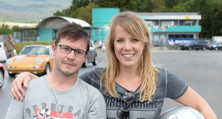 Abandon sans amertume pour Maude et Sébastien Studer