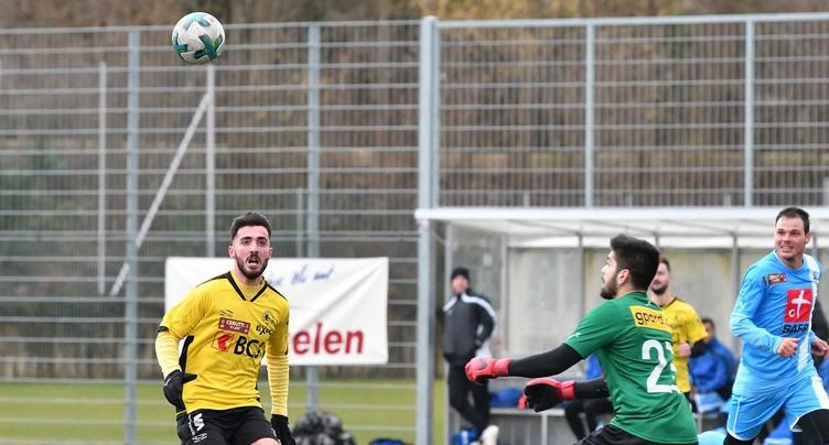 Le FC Bassecourt séduit
