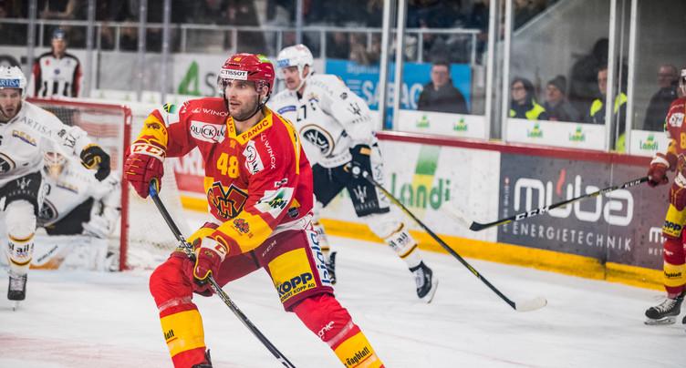 Philipp Wetzel quitte Bienne pour La Chaux-de-Fonds