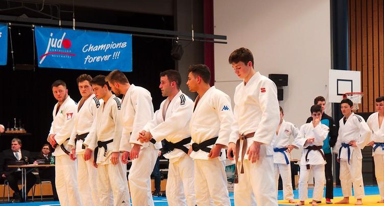 Mauvaise opération de Cortaillod en judo