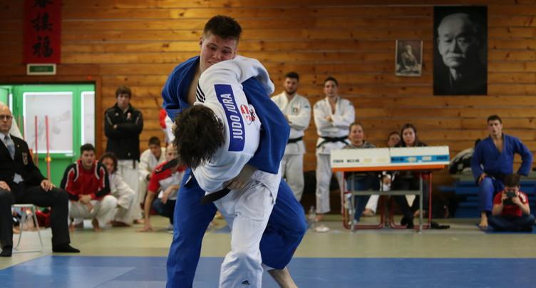 Un point pour Judo Jura