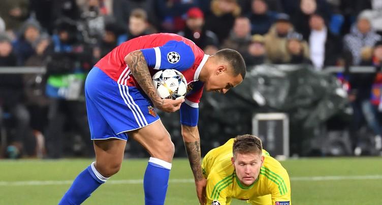City trop fort pour le FC Bâle
