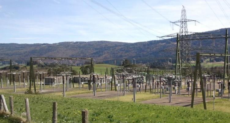 Les travaux de rénovation ont débuté à la sous-station électrique de Sorvilier