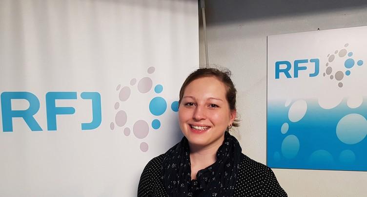 Emilie Boillat à la tête des Jeunes agriculteurs jurassiens