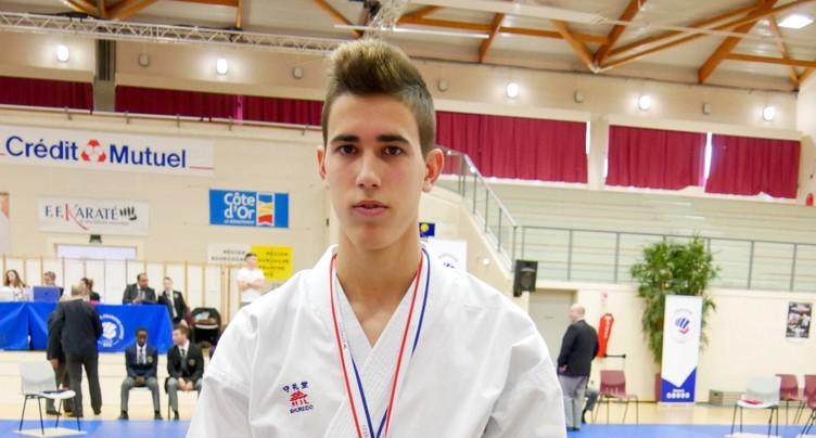 Matias Moreno Domont victorieux à Dijon