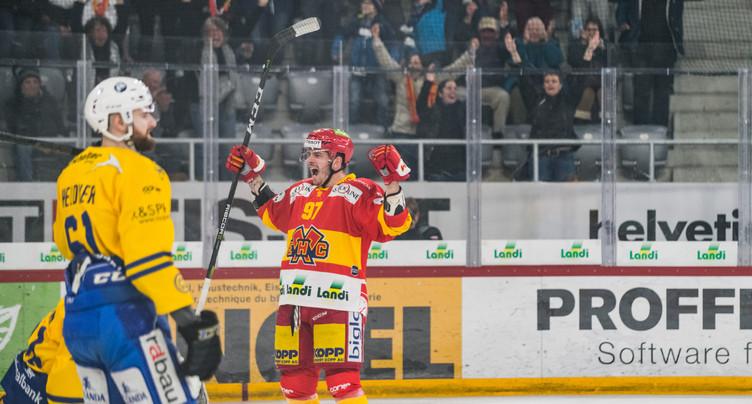 Mathias Joggi rejoint le HC Ajoie