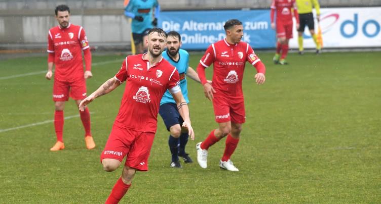 Un nul prometteur pour le FC Bienne