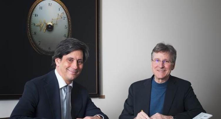 Un nouveau vice-président pour Parmigiani Fleurier
