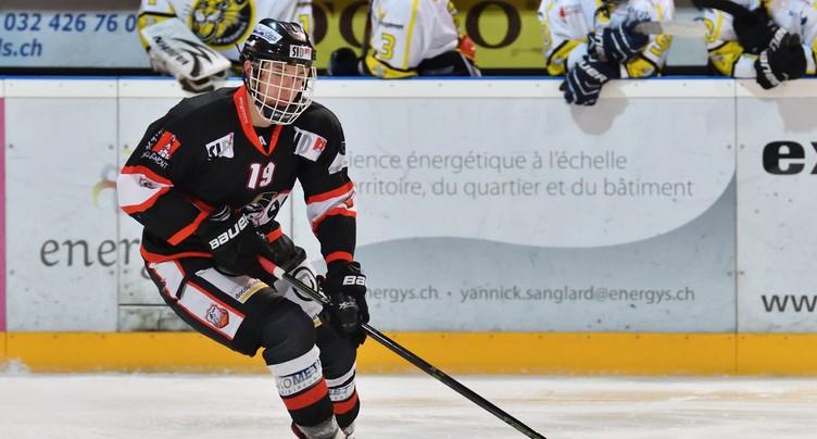 Le HC Delémont égalise en finale