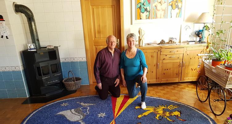 Viens chez moi: Anne-Laure Lovis et Stéphane Stegmüller
