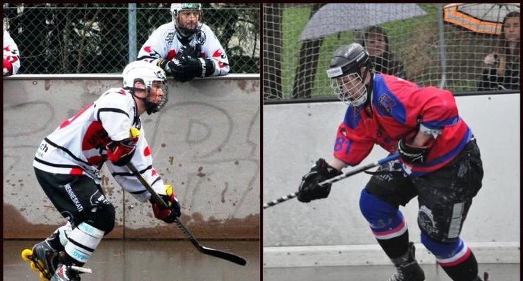 Le inline hockey est de retour