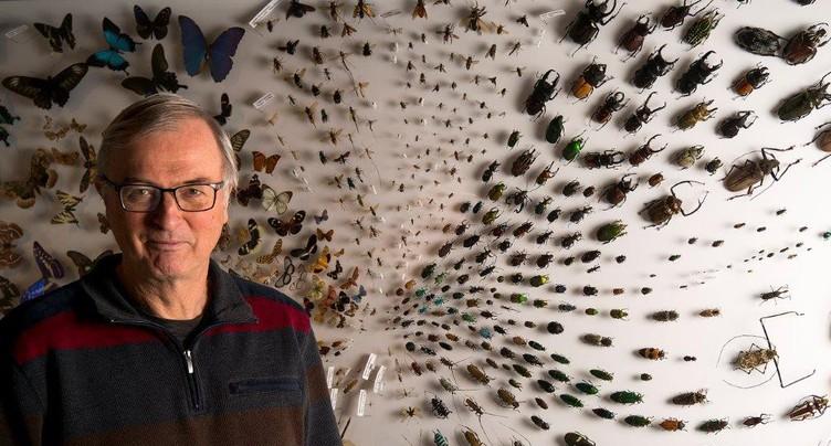 Christophe Dufour récompensé par l'Institut neuchâtelois