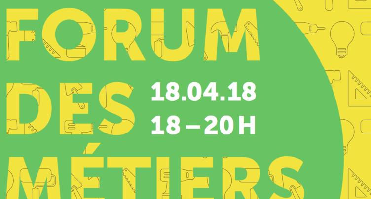 Premier Forum neuchâtelois des métiers