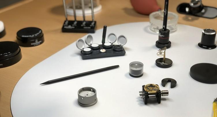 Le premier salon des sous-traitants horlogers veut grandir