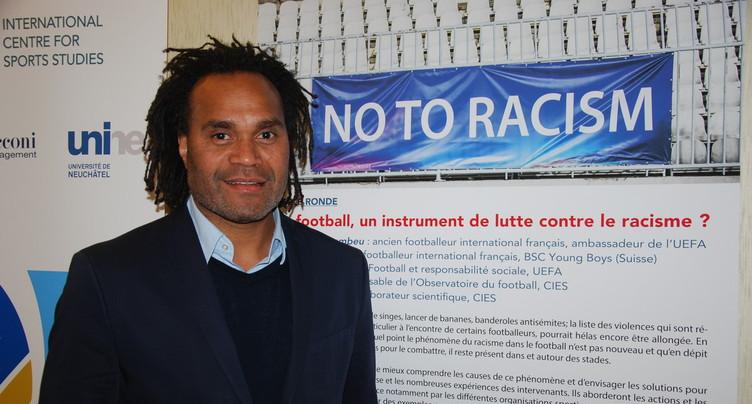 Des stars du ballon rond pour lutter contre le racisme