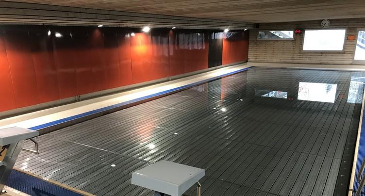 La piscine couverte de St-Imier rouvrira lundi