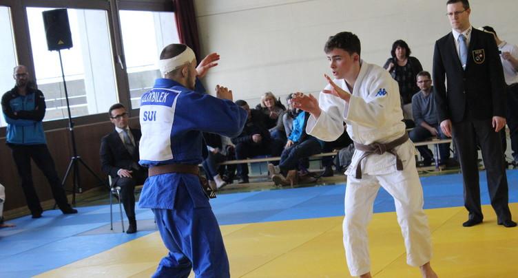 Deux courts revers pour Judo Jura