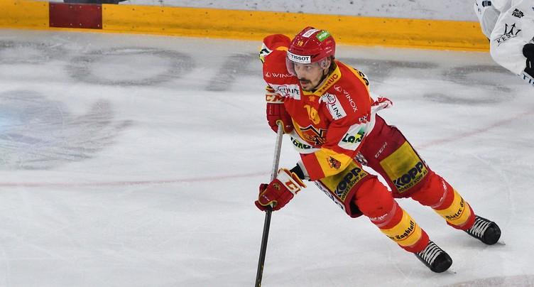 Fabian Sutter va renforcer Kloten