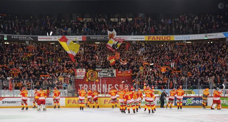 Deux derbys pour lancer la saison du HC Bienne