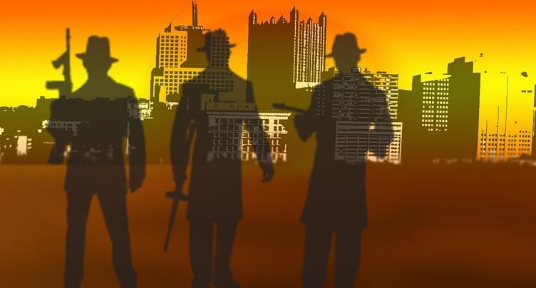 Dans le rétro: la mafia italienne