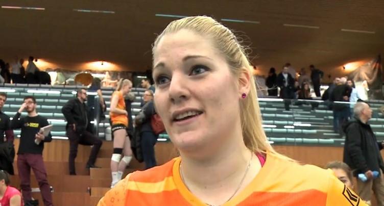Dernières émotions fortes pour Mandy Wigger