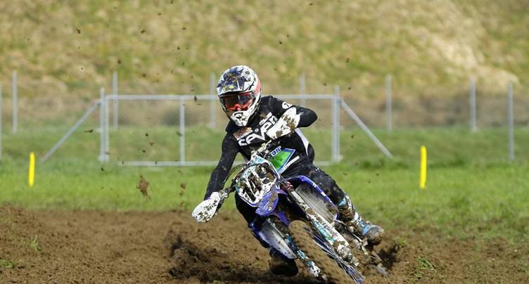 Motocross : Vincent Seiler 5e pour sa première course de la saison