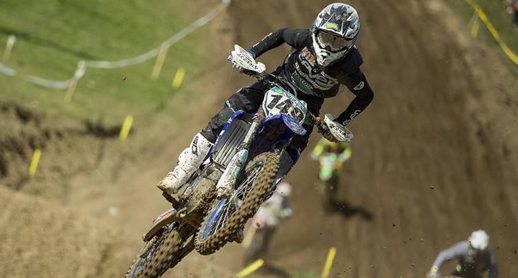 Motocross : Vincent Seiler pas loin des meilleurs