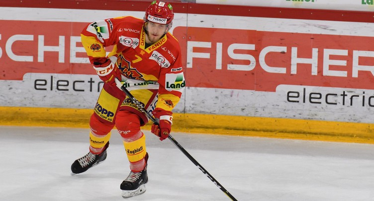Benoît Jecker signe à Lugano