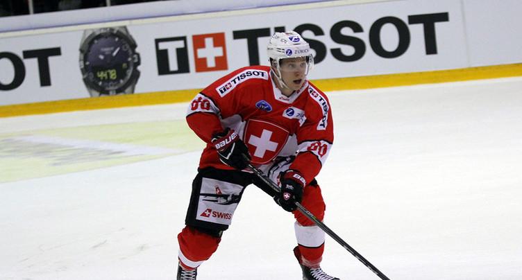 La Suisse domine une deuxième fois la Biélorussie