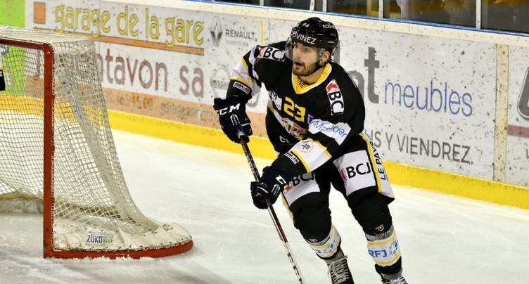 Zaccheo Dotti définitivement transféré au HCA
