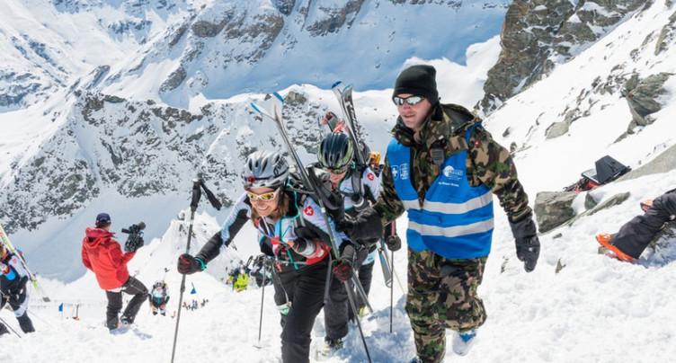 Patrouille des glaciers : « un moyen de se ressourcer ! »