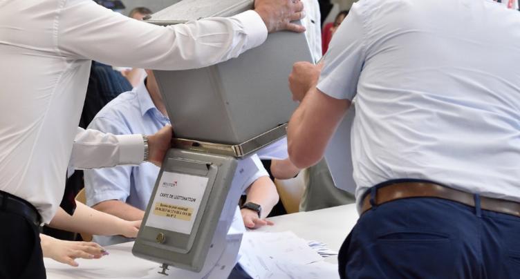Cinq recours liés au vote de Moutier au Tribunal administratif