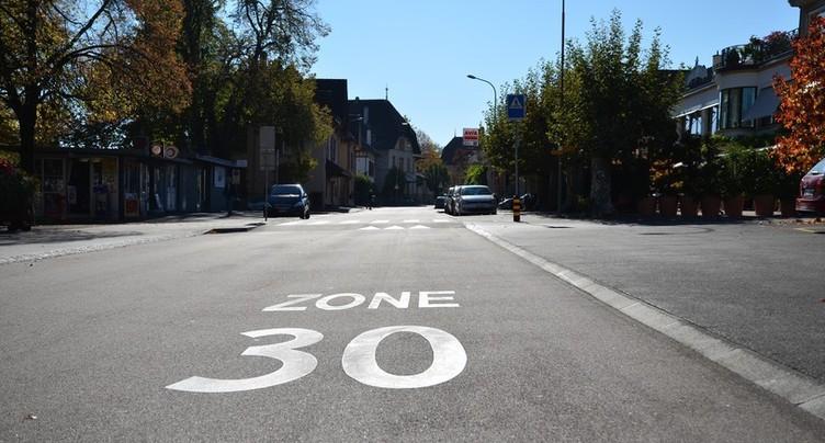 Bienne : fin des travaux et changement de régime routier à la rue de Berme