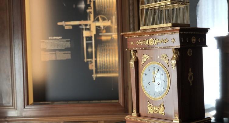 Des trésors de l'horlogerie neuchâteloise reviennent à la vie