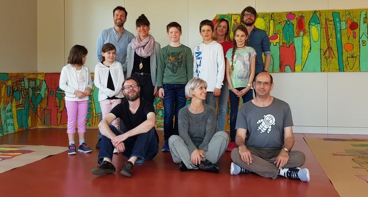 La créativité des écoliers Neuvevillois au menu d'ouverture du festival Usinesonore
