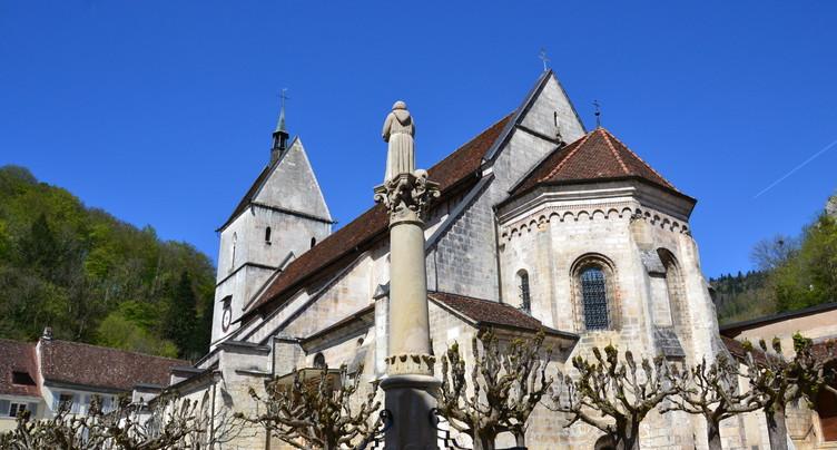 Un prix pour la préservation des fontaines à St-Ursanne