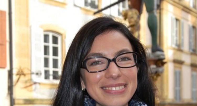 Céline Vara va quitter la présidence des Verts