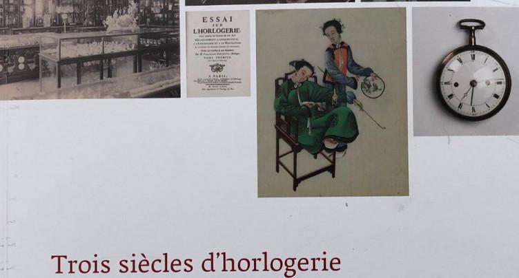L'histoire horlogère du Val-de-Travers