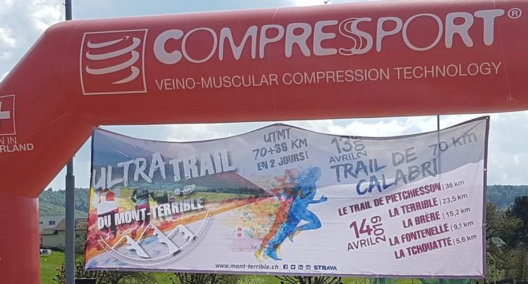 Un ultra-trail de 106 km à Fontenais !