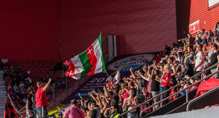 22 avril 2018 : Neuchâtel Xamax FCS retrouve la Super League